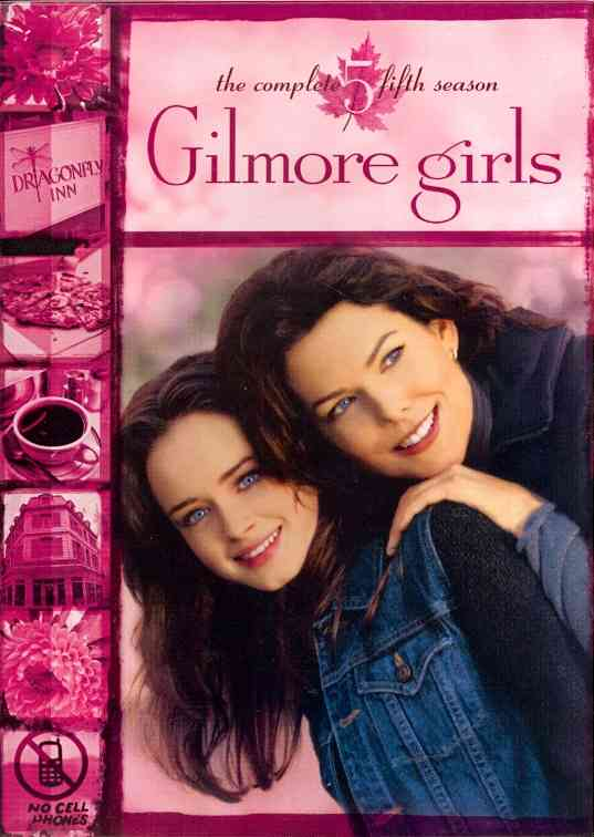 GILMORE GIRLS:COMP FIFTH SSN BY GILMORE GIRLS (DVD)